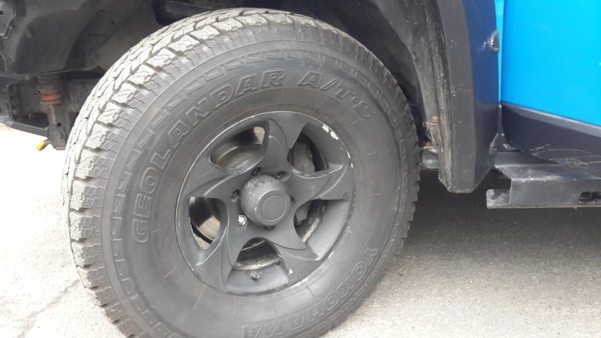 колеса от прадо 90 на 120